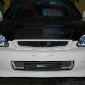 My 1999 EK9 Civic Type R
