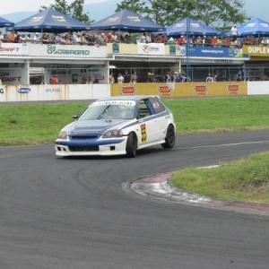 EK9, racing