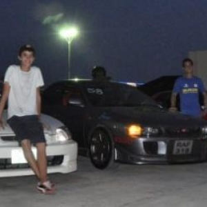 my bros and i with our cars