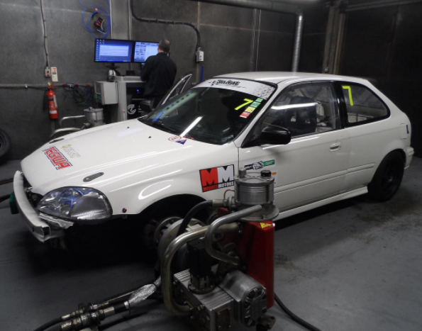 Civic on dyno.PNG